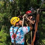 ZipLine Hilton Headの写真