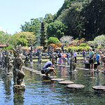 Tirta Gangga the Water Place