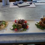 seafood trio (lunch special)