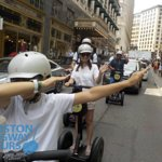 Rated⭐⭐⭐⭐⭐on#tripadvisorand the only#tourin#Bostonthat gets teenagers as excited as the
