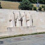 Reformationsmauer Genf