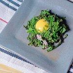 炒過貓 - Stir-fried Vegetable Fern