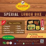 Special Lunch Box - Veg