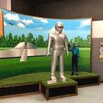 UFO Museum Display