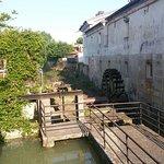 Il canale con il mulino