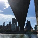Queensboro Bridge from under