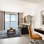 Club Grand Guest Room with seaview