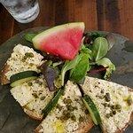 Organic Egg Salad Sandwhich