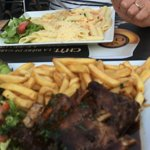 The Pasta was good.. not exceptional.. but those RIBS!! Cannot beat them!!!