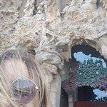 Valokuva: Basilica of the Sagrada Familia