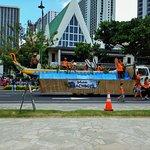 Waikiki Beachboys Float