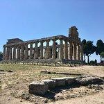 Temple of Athena Foto