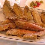 Frito de pescado