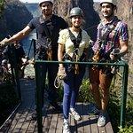 Foto de Wild Horizons Vic Falls Canopy Tour