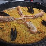 Bilde fra Arroceria La Valenciana
