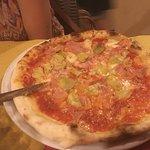 Bild från Pizzeria Mentelocale
