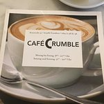 Cafe Crumble Foto