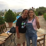 The wonderful and lovely Elani (in the dungarees) she is lovely and welcomes everyone. x