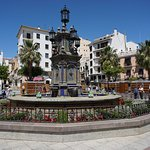 Plaza Alta...Algeciras, Spain....