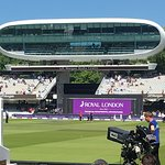 Fotografie: Lord's Cricket Ground