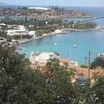 one of the wonderful views of agios nickolas