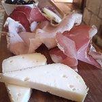 tagliere formaggi e salumi