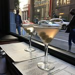 dirty martinis for the win!