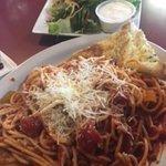 Home made Spaghetti!