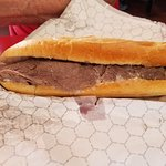 regular cheesesteak