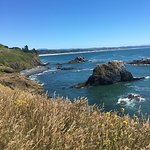 Yaquina Head Outstanding Natural Area照片