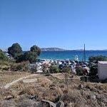 Agios Stefanos Beach照片