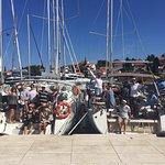 The Apollo Bay Sailing Club aboard Fair Wind and Wild Wind.