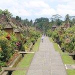 Penglipuran Village one of three cleanest Village in the world.