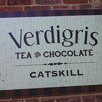 Verdigris Tea & Chocolate Foto