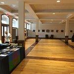 Huge, beautiful lobby