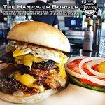 Tha HANgOVER Burger