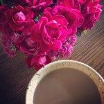 Medium Roast & Roses.