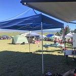 Camp Site at Music Fest