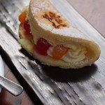 Omelette Pie