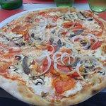 Pizza Sole di Capri