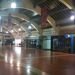 Station interior shot.