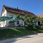 Gasthaus, Biergarten