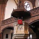 Dreikonigskirche pulpit