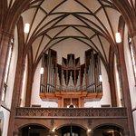 Organ (& organist), Dreikonigskirche