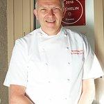 Le Chef Bernard Mariller