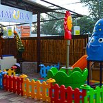 Kiddy play area at Westlands branch