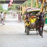 Gili Trawangan Horse Cart