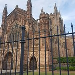 Foto van Hereford Cathedral