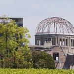 Atoombom-koepel, Hiroshima, Japan