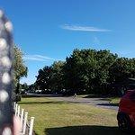 Foto de Lower Lacon Caravan Park